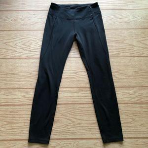 CALIA Black Full Length Mid Rise Leggings